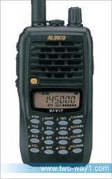 วิทยุสื่อสาร ยี่ห้อ ALINCO รุ่น DJ-V17