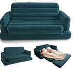 Intex โซฟาBed เป่าลมที่นอน Sofa ขนาดควีนไซส์