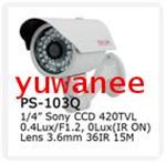 กล้องวงจรปิด IR PS-103Q