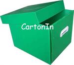 กล่องเก็บเอกสาร พลาสติกลูกฟูก