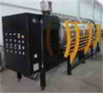 เครื่องอบเม็ดพลาสติก PET Crystallizer and Dryer (Infrared Rotary Drum Dryer) Taiwan