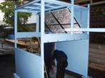 ตู้สำหรับ ดูดฝุ่น ควัน ในขบวนการผลิต  (Dust Fume Booth.)