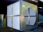 ตู้กรองฟิลเตอร์ (Panel Filter Housing)