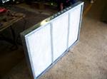 ฟิลเตอร์ชนิดแผง  Aluminum Mesh Filter