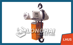 Electric Mini Chain Hoist - LONGSHENG brand