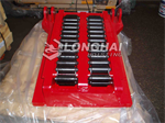 heavy duty machine moving rollers