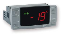 เครื่องควบคุมอุณหภูมิ ความเย็นและความร้อน XR02CX - 5N0C1