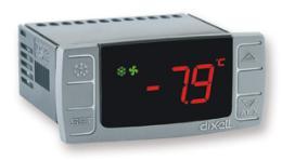 เครื่องควบคุมอุณหภูมิ ความเย็นและความร้อน XR06CX - 5N0C1