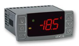 เครื่องควบคุมอุณหภูมิ ความเย็นและความร้อ XR60CX - 5N0C1