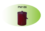 กระติกน้ำกลม 15 ลิตร PM186