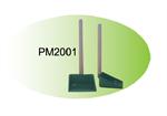 ที่โกยผงมีด้ามจับคละสี PM2001