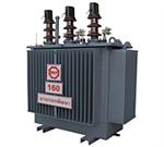 หม้อแปลงไฟฟ้า 160 kVA