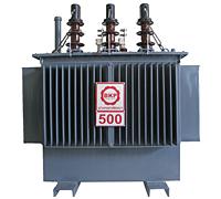 หม้อแปลงไฟฟ้า  500 kVA