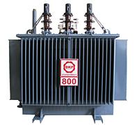 หม้อแปลงไฟฟ้า 800 kVA