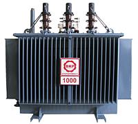 หม้อแปลงไฟฟ้า 1000 kVA
