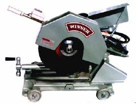 เครื่องไฟเบอร์ตัดเหล็ก 16นิ้ว WINNER