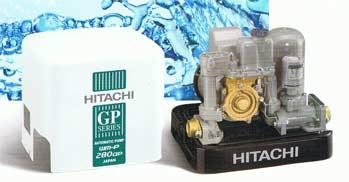 ปั๊มน้ำ HITACHI Model WM-P Series