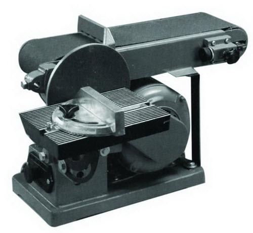 เครื่องขัดกระดาษทรายแบบสายพาน ANN-SHUE AS-406 (UU02101960)
