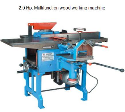 เครื่องจักรงานไม้ ทำงานหลายอย่าง 2.0 Hp (UU0210367)