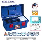 กล่องเครื่องมือพลาสติก Ring Star No.SR-450 (NN01401948)