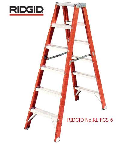 บันไดไฟเบอร์กราส Ridgid RL-FGS series (NN01401771)