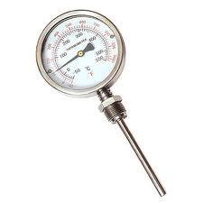 ไบเมนทอล เทอร์โมิเตอร์ (Bimental Thermometer)