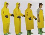ชุดอุปกรณ์ป้องกันสารเคมี PVC