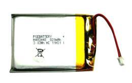 แบตเตอร์รี่ สำหรับ TR-600/151