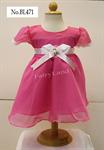 ชุดเด็กหญิงสีชมพูสำหรับเด็กเล็ก