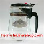 กาชงชา กาแก้วชงชา กาชาแบบสำเร็จรูป แก้วชงชา กาชาแบบกด กาชา แก้วชงชาแบบกด อุปกรณ์ชงชา ราคาถูก