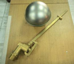 ลูกลอย Stanless ขนาด 40 mm.