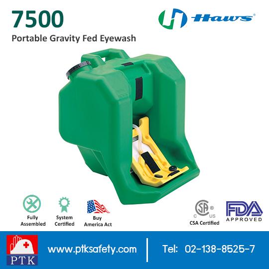 Portable Gravity Fed Eyewash  7500