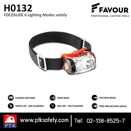 FOCOSLIDE H0132 Headlight