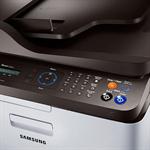Samsung Printer laser SL-M2020 (White)