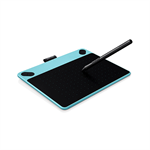 WACOM INTUOS Comic PT Small CTH-490/B1-C (Mint Blue)
