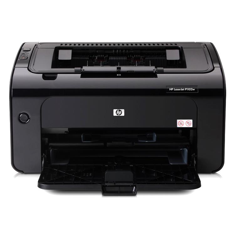 HP LaserJet Pro P1102W Printer (Black)