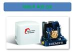 ปั๊มน้ำ HITACHI แรงดันคงที่ 400 W INVERTER