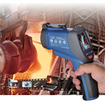 DT-9860 อินฟราเรดเทอร์โมมิเตอร์ หรือ ปืนวัดอุณหภูมิ (Infrared Thermometer ) 50/1 2200c ราคากันเอง