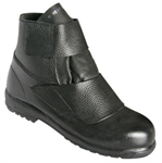 รองเท้านิรภัยพื้นยางหล่อ รุ่น SAFETY PLUS R