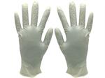ถุงมือแพทย์ แบบมีแป้ง