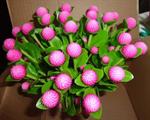ดอกไม้ประดิษฐ์จากดินไทย