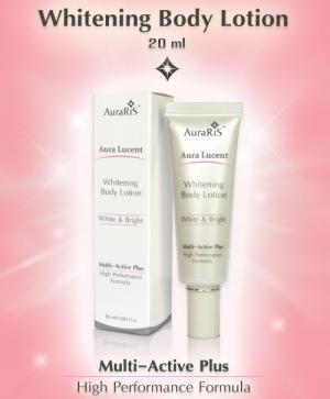 Aura Lucent Whitening Body Lotion 20 ml