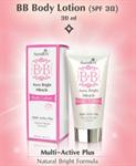 BB Aura Bright Miracle Body Lotion SPF 30 PA+++ 30ml