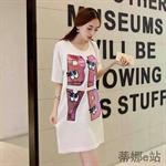เสื้อผ้าเกาหลี แม็กซี่เดรส Maxi Dress ชุดกระโปรงยาว เดรสยาว เสื้อทรงแนวๆเสื้อปักเลื่อมผ้าเกรดดี