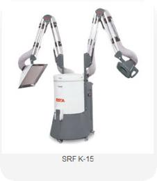 เครื่องดูดฝุ่น รุ่น SRF K-15