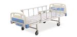 เตียงผู้ป่วยมือปรับ 2 ไกร์ รุ่น BT-602M