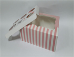 กล่องคัพเค้ก กล่องเบเกอรี่