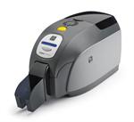 ZXP3 เครื่องพิมพ์บัตร พิมพ์เร็ว 180 cph full-color YMCKO single-sided พิมพ์สีดำ 750 ใบต่อชั่วโมง