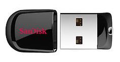 แฟลชไดร์ฟ SanDisk Cruzer Fit 8GB
