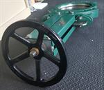 Knife Gate Valve Tecofi Handwheel